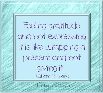 FeelingGratitude
