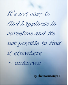 Find Happiness