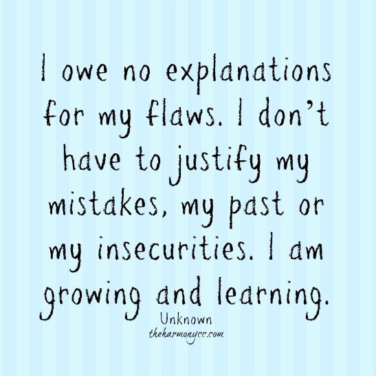 MyFlaws